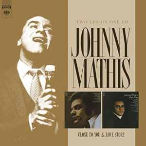 OUT TOMORROW! Second Disc Records, Real Gone Music Continue Johnny Mathis Series with Two New Titles