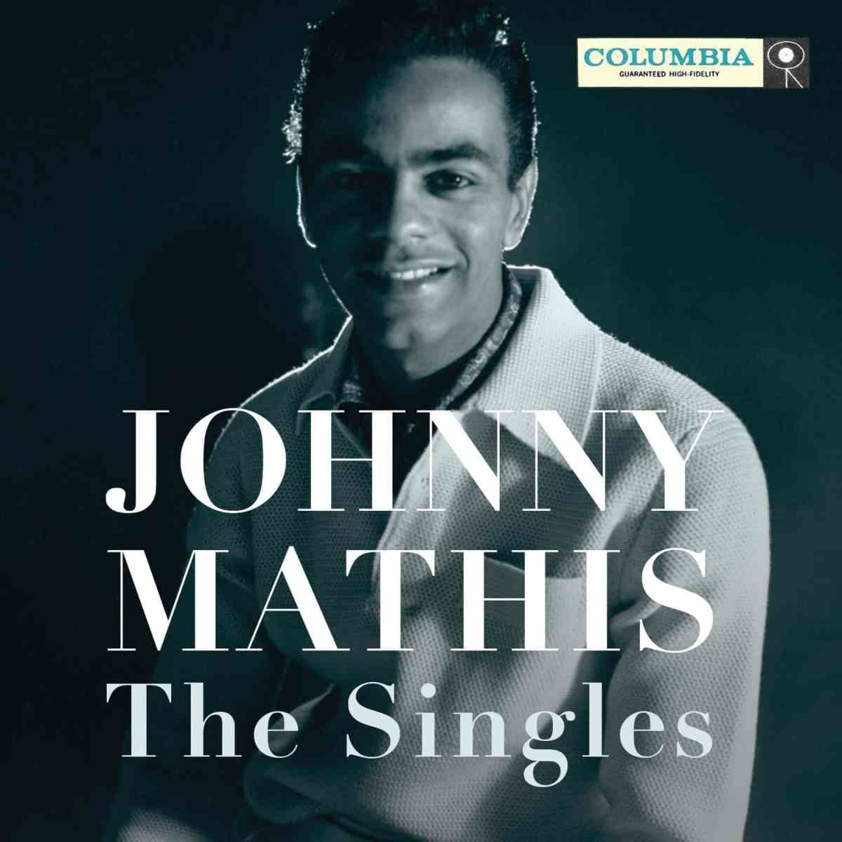 """Review: Johnny Mathis, """"The Singles"""" - The Second Disc"""