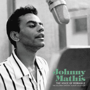 "Holiday Gift Guide Review: Johnny Mathis, ""The Voice of Romance: The Columbia Original Album Collection"""