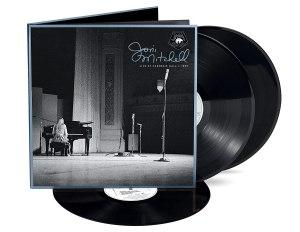 Joni Mitchell Live at Carnegie Hall