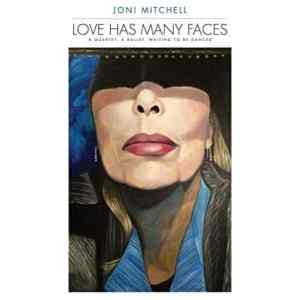 Joni Mitchell Love Has Many Faces Cover