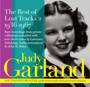 Judy Garland Best of Lost Tracks 2