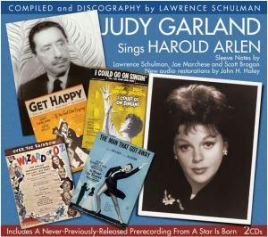 Judy Garland Sings Harold Arlen