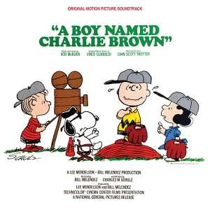 It's a Great Soundtrack, Charlie Brown! Kritzerland Premieres Score by Guaraldi, McKuen