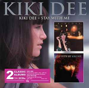 Kiki Dee - Stay with Me Two-Fer