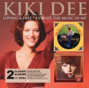 Kiki Loving and Free Two Fer