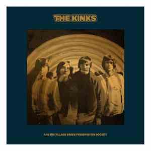 Kinks Village Green Box Set Cover