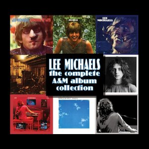 Lee Michaels - The Complete A&M Album Collection