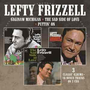 Lefty Frizzell Morello Three Fer