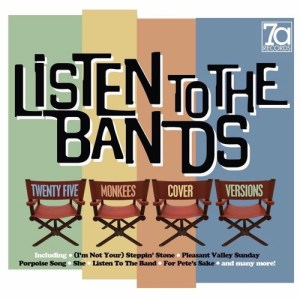 "The Monkees Celebrated On New Benefit Release ""Listen to the Bands"""