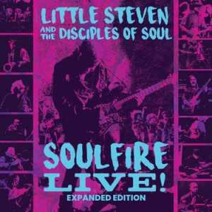 Little Steven Soulfire Live Expanded Edition