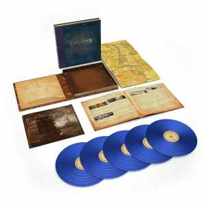 Lord of the Rings Two Towers Vinyl