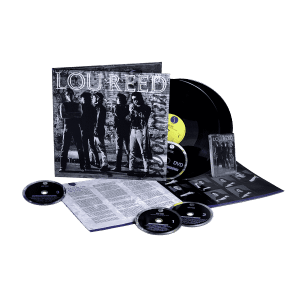 Lou Reed New York Packshot