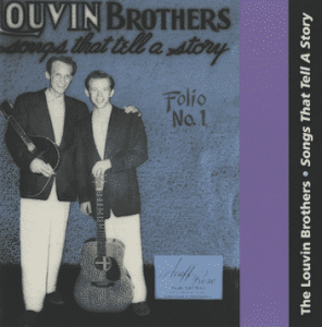 Louvin Brothers Songs That Tell a Story