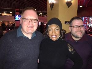 Mary with Joe and Randy