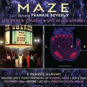 Maze Live Two Fer