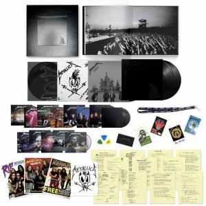 Metallica Black Album Packshot