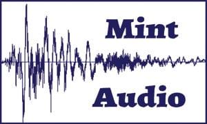 Mint Audio Logo