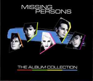 Missing Persons box