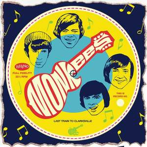 Monkees - Cereal Box Singles