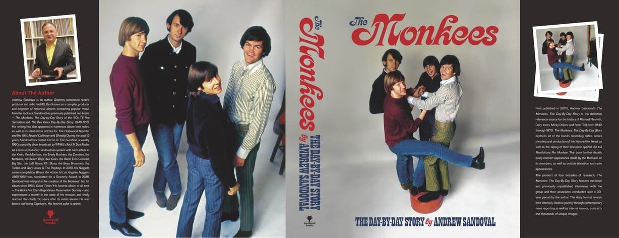 Monkees Day By Day DE Jacket