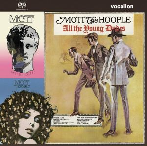 Mott the Hoople Vocalion