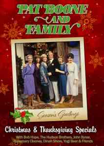 Pat Boone Family DVD Holiday Cover