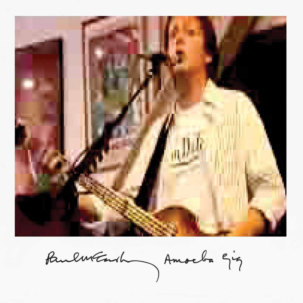 "Paul Is Live: McCartney Premieres ""Amoeba Gig,"" Reissues"