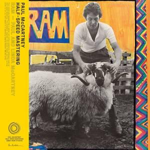 Paul McCartney Ram Half Speed