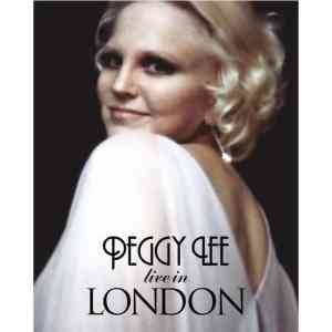 Peggy Lee Live in London