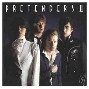 Pretenders II Original Cover