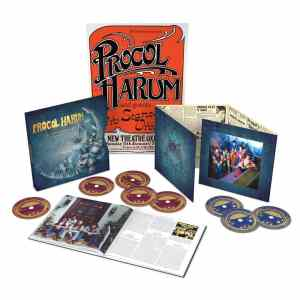 Salad Days (Are Here Again): Esoteric Plans Multi-Disc, Audio-Visual Procol Harum Anthology