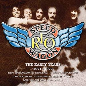 REO Speedwagon Early Years