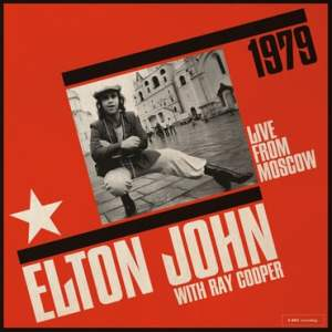 RSD19 UMG EltonJohn LiveFromMoscow 2LP