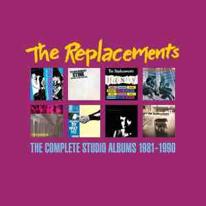 Replacements Complete Studio Albums