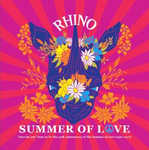 Feelin' Groovy: Rhino Plans Vinyl Celebrations for Summer of Love Anniversary