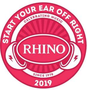 Rhino Start Your Ear Off Right 1