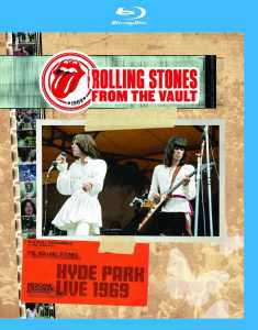 Rolling Stones - Hyde Park 1969