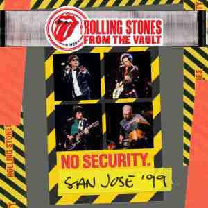 Rolling Stones No Security 1999