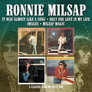 Ronnie Milsap Almost Like a Song Four Fer