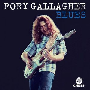 Rory Gallagher Blues pl