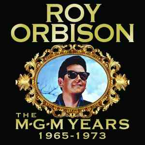 Roy Orbison MGM Years Cover