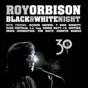 RoyOrbisonandFriends BlackandWhiteNight30 LP