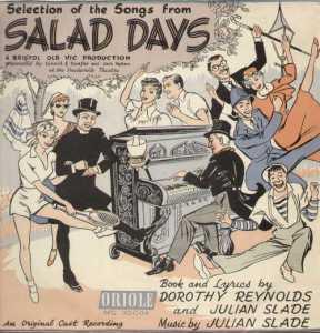 Salad Days 1954