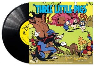 Silly Symphonies - Three Little Pigs