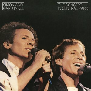 Simon and Garfunkel Concert in Central Park