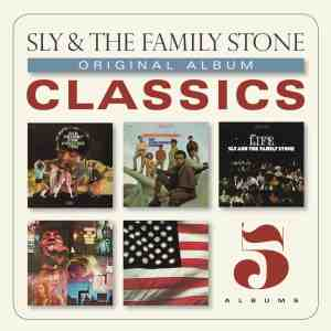 Dance to the Music!  Sly and the Family Stone Vinyl Box Arrives