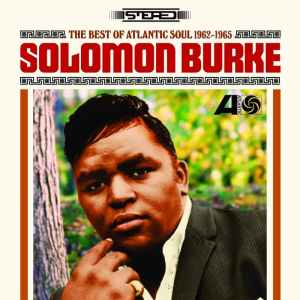 Solomon Burke Best of Atlantic Soul