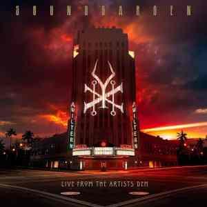 Soundgarden ArtistsDen CD