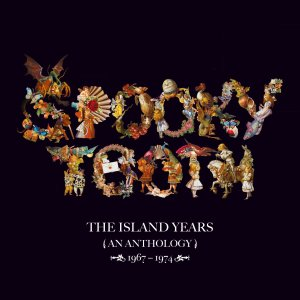 Spooky Tooth Island